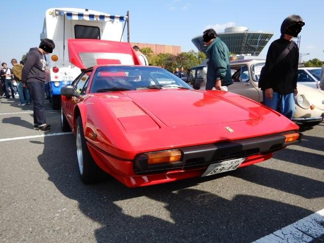 1979年式フェラーリ308GTB-2