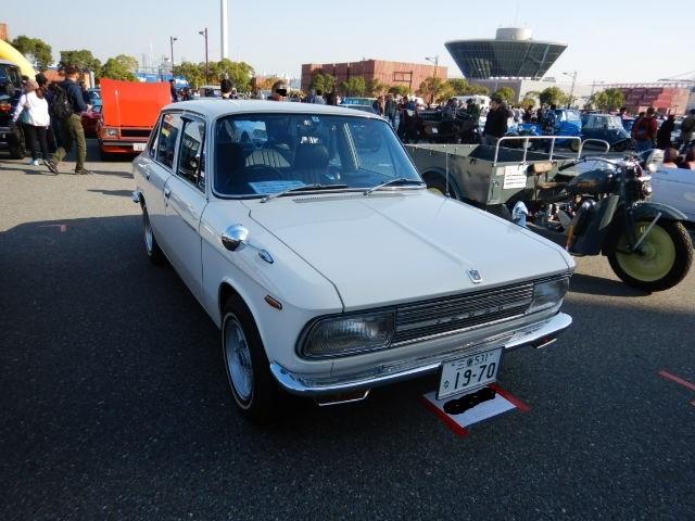 1970年式いすゞ・フローリアン・デラックス2019