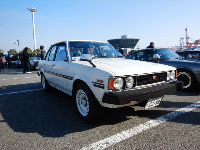 1980年式トヨタ・カローラ2019