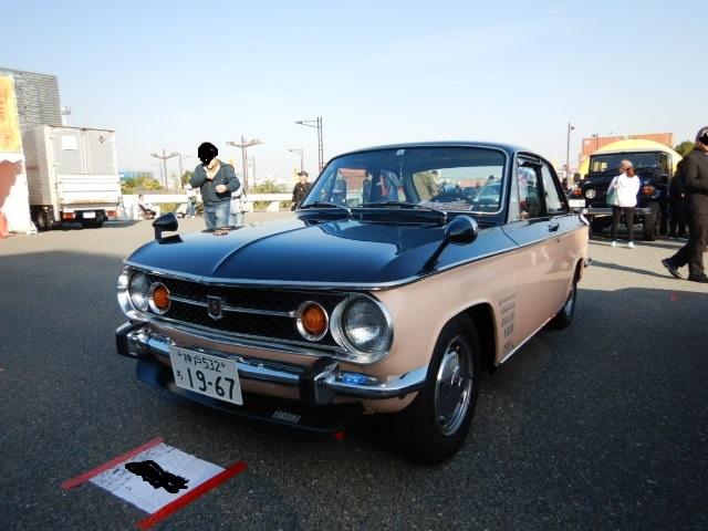 初代マツダ・ファミリア・クーペ2019-1