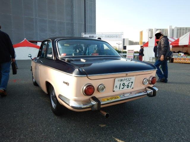 初代マツダ・ファミリア・クーペ2019-2