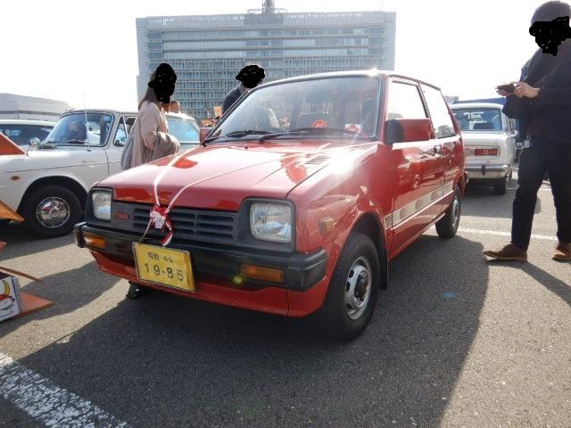 1985年式ミラ・クオーレ・エルミー2019-1