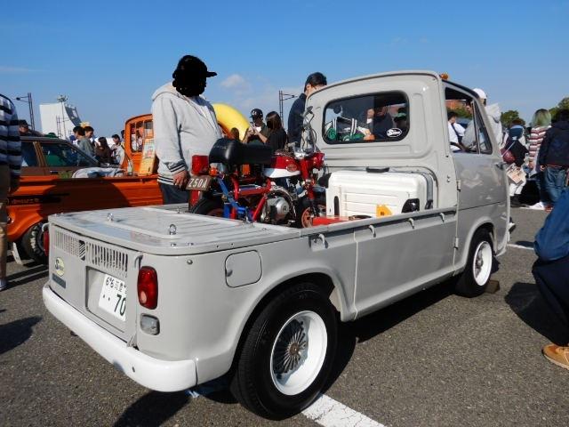 1970年式スバル・サンバートラック2019-2