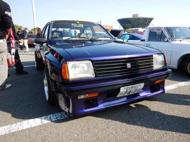 初代いすゞ・ジェミニ2019