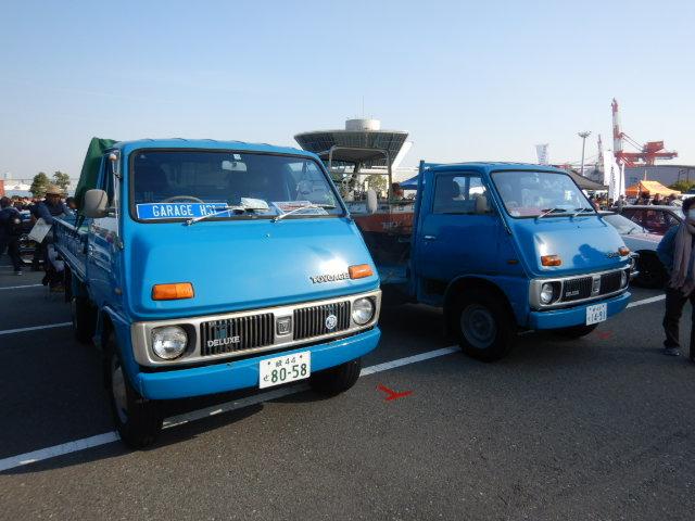 3代目トヨタ・トヨエース2019