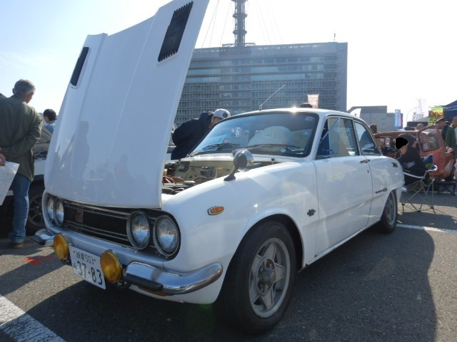 1971年式いすゞベレット1600GTR2019-1