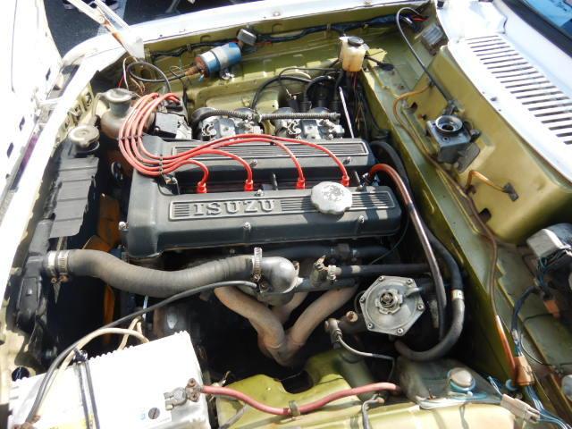 1971年式いすゞベレット1600GTR2019-2