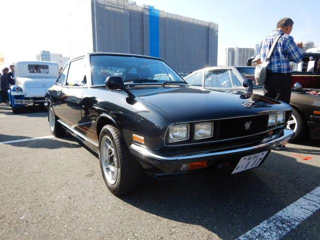 いすゞ117クーペ2019-1