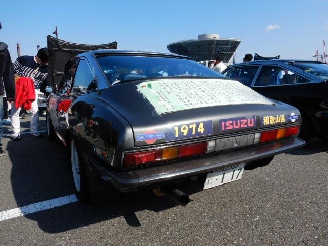 いすゞ117クーペ2019-4