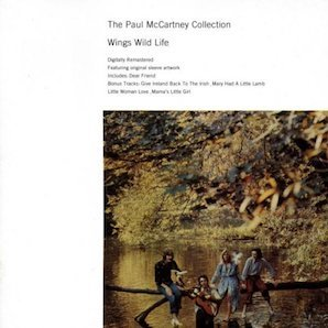 WINGS「WILD LIFE(THE PAUL MCCARTNEY COLLECTION)」
