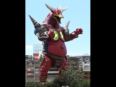 雷撃獣神ゴロサンダー