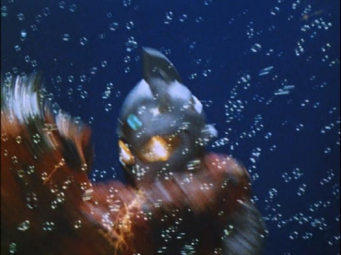 『ウルトラセブン』 第45話 「円盤が来た」