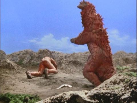 『ウルトラセブン』 第48話 「史上最大の侵略(前編)」