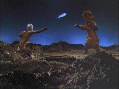 『ウルトラセブン』 第49話 「史上最大の侵略(後編)」