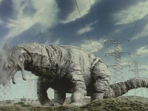 古代怪獣 ギガザウルス