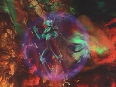 『ウルトラマングレート』 第6話 「悪夢との決着」(原題:The showdown)