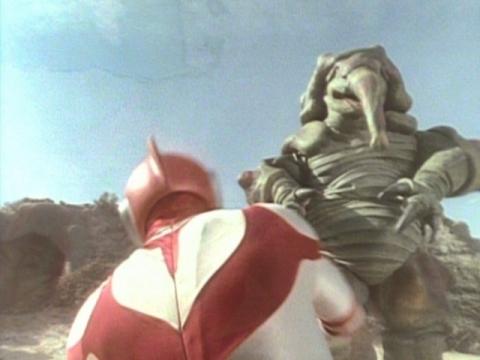 『ウルトラマングレート』 第7話 「森の守護神」(原題:The forest guardian)