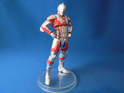 HG ULTRAMAN  SET02   ULTRAMAN SUIT ZOFFY