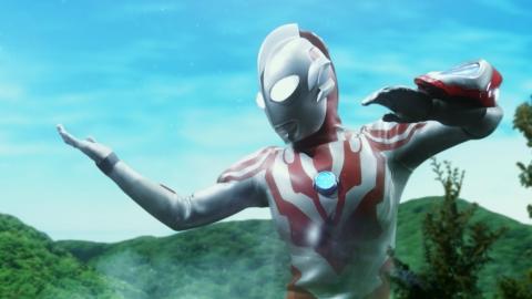 『ウルトラギャラクシーファイト ニュージェネレーションヒーローズ』 ウルトラマンリブット