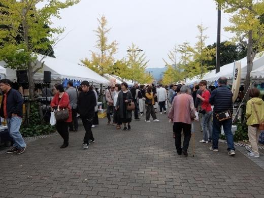 20191104_01秋の砥部焼祭り