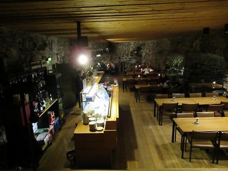 Olavilinnaレストラン