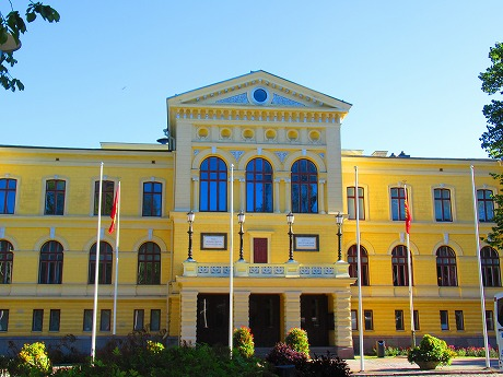 Vaasa市庁舎