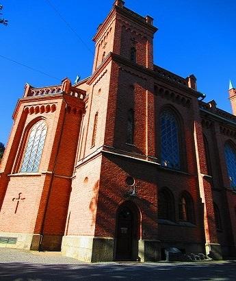 Vaasa教会1