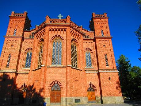 Vaasa教会2