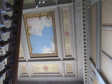 Vaasa市庁舎天井画