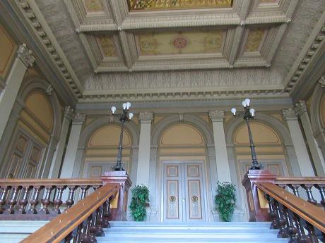 Vaasa市庁舎3F