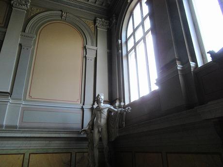Vaasa市庁舎窓