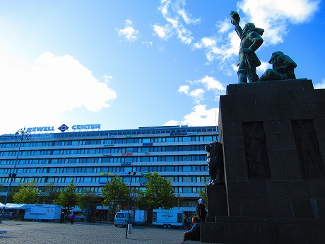 Vaasa中央広場2