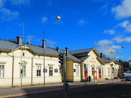 Vaasa駅