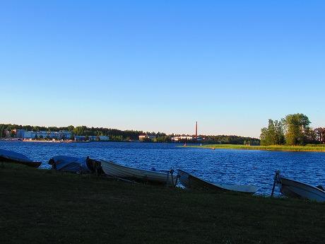 クオピオ湖畔
