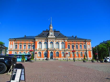 クオピオ市庁舎