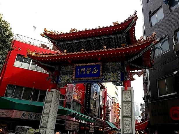 1 神戸中華街
