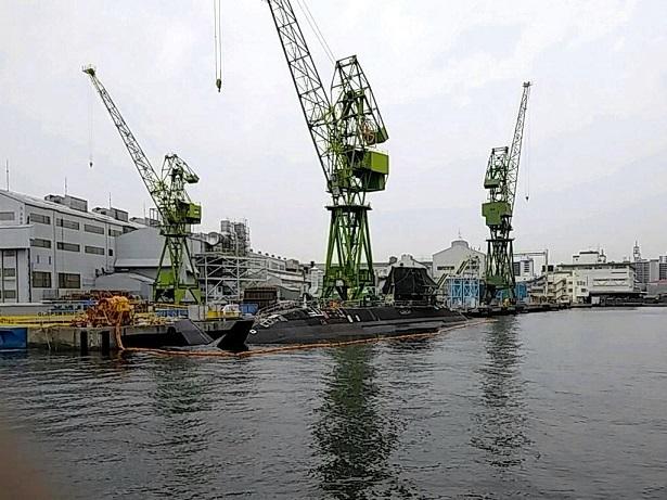7 潜水艦