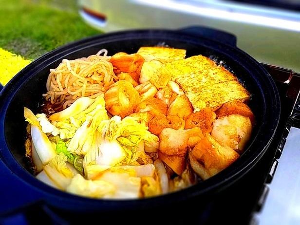 5 まずは白菜とお豆腐から
