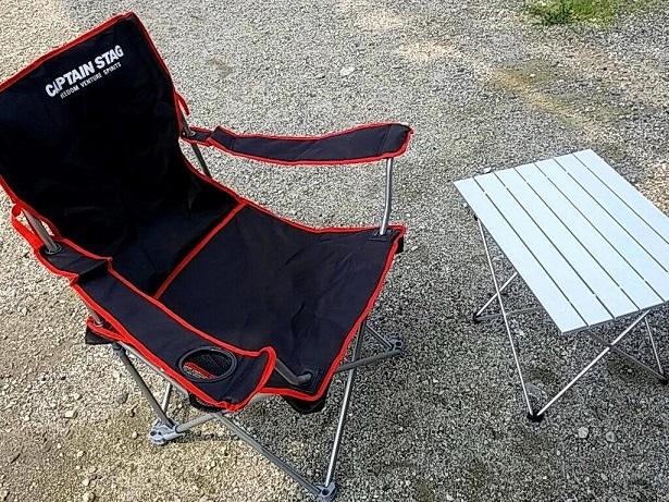 2 椅子&テーブル