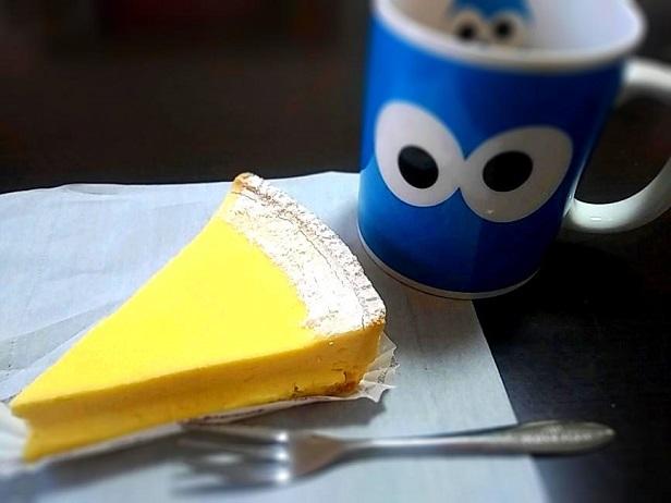 1 シャトレーゼのチーズケーキ