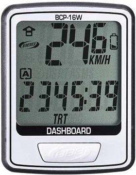 911 BBB サイクルコンピューター ダッシュボード  20200112