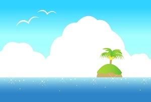 2020 6月 島