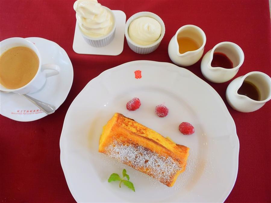 札幌旅行なら「北菓楼」がランチでテッパン