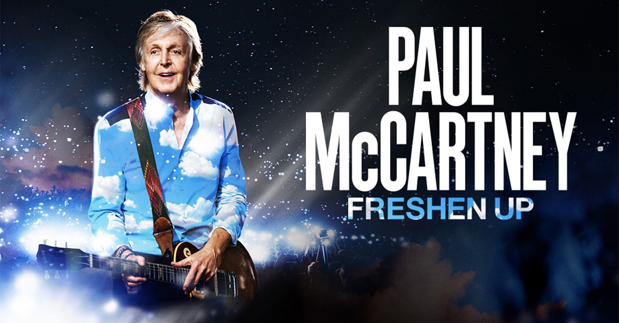 Freshen Up - Paul McCartney