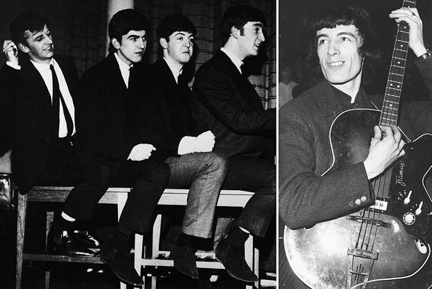 The Beatles & Bill Wyman