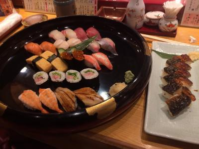 Japan 2019 Sushi