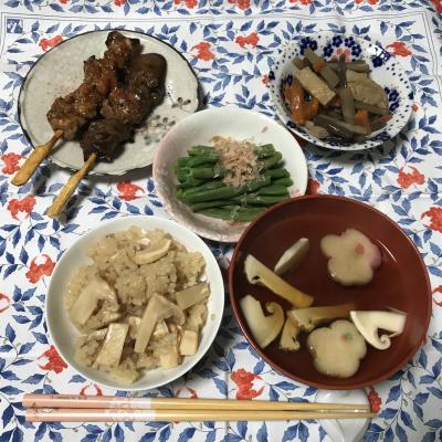 Japan 2019 Dinner