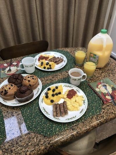 Christmas 2019 Breakfast