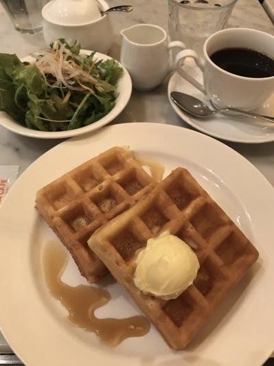 Japan 2019 Ginza Breakfast