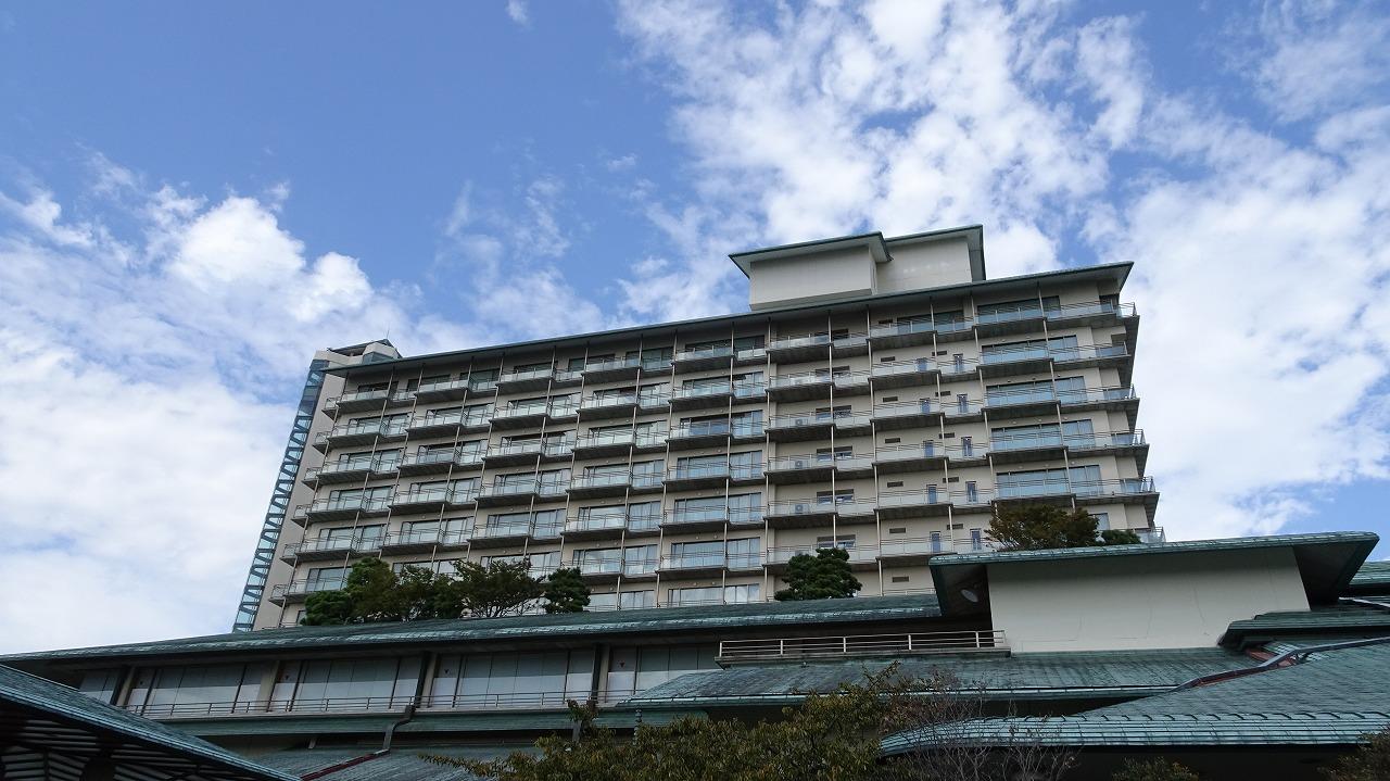 ホテル花水木本館 施設・部屋編 (2019年10月)